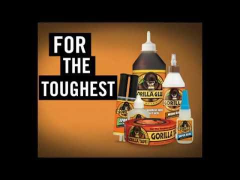 Gorilla Glue General Purpose Epoxy Product Demo