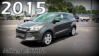 Download 2015 Ford Escape SE 4WD Mp3 and Videos