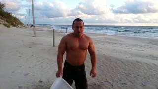 Ice Bucket Challenge. Muscle Team. Vytautas Brazaitis. Gummy Bear 2017 Video