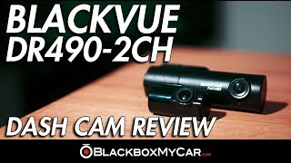 видео BlackVue DR490L-2CH