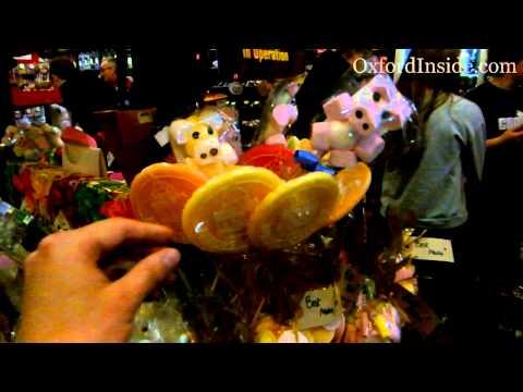 88. Магазин Всех сладостей в Оксфорде, мечта ребенка. Сandy Shop In Oxford, High St.