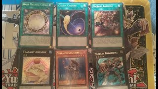 Even more MegaTin Leaks - Dark Magical Circle, Shiranui Solitaire, Toadally Awesome confirmed !
