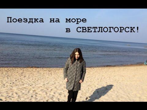 Поездка на море из Калининграда в Светлогорск. Цены на билеты, еду!