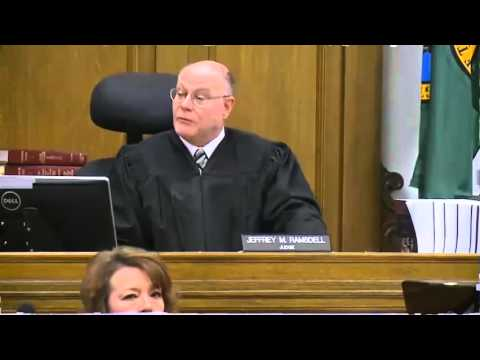 "Michele Anderson ""Carnation Murders"" Trial Prosecution Opening Statement 01/25/16"