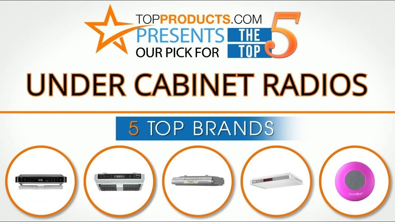 best under cabinet radio reviews 2017 how to choose the best under