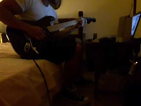 The Smiths - Shakespeare's Sister  (madz guitar cover) mp3