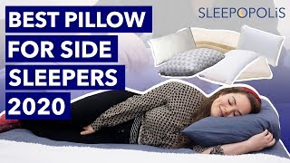 the best pillows for side sleepers 2020 top 7 can these stop neck pain