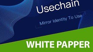 Usechaine  | White Paper | Обзор ICO №3