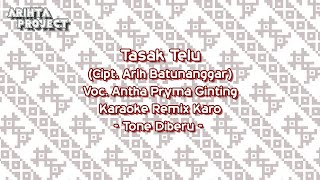 Download Lagu TasakTelu (Cipt. Arih Batunanggar) versi Karaoke House Karo | Tone Cewek mp3