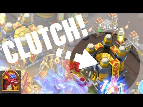 Castle Clash: Quick Altar Review + AG-AH HBM Attempts!