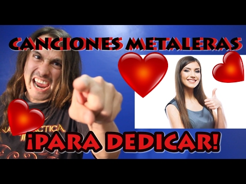 ¡Canciones rockeras/metaleras para dedicar el 14 de febrero!