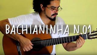 Bachianinha n.1 (Paulinho Nogueira) Danilo Oliveira - Violão Solo / Acoustic Guitar