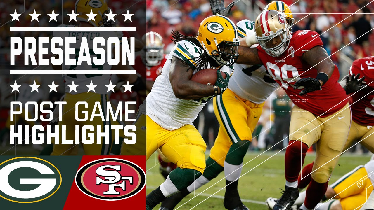 078e406f Packers vs. 49ers | Game Highlights | NFL - YouTube