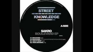 Sakro - Boulevard (Original Mix)