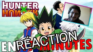 RÉACTION: Hunter x Hunter (Arc 1) EN 17 MINUTES | Re: Take