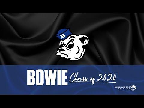 Bowie High School Graduation