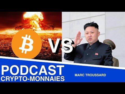 La Corée du Nord passe à l'attaque du Bitcoin (PODCAST #9)