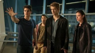 The Tomorrow People 1X01 Promo and Full Trailer 2013!