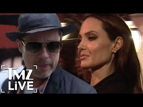 BRAD PITT Child Abuse Investigation Extended to Family (TMZ Live)