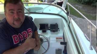 How To: Install a Combo Fishfinder and GPS Chartplotter on your Boat