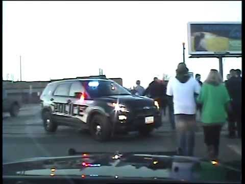 VIRAL! - JAMESTOWN, ND POLICE ENDANGER LIVES! NEARLY CAUSE MILLIONS IN DAMAGES!!