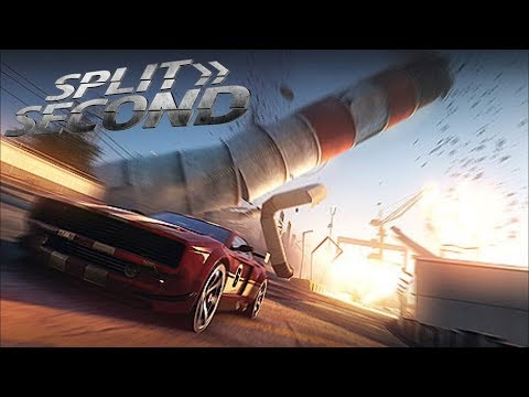 The Most Action Packed Racing Game- Split/Second (Online ...