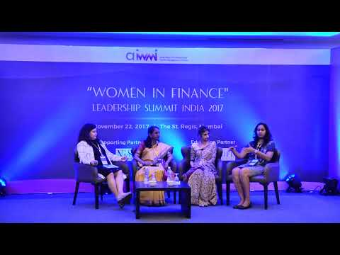 Women in Finance Leadership Summit- Panel Discussion- Breaking the Glass Ceiling
