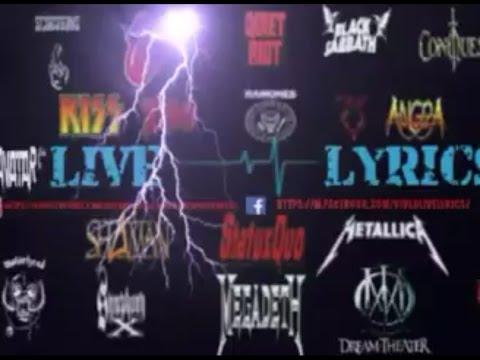 Velvet revolver fall to pieces live-lyrics
