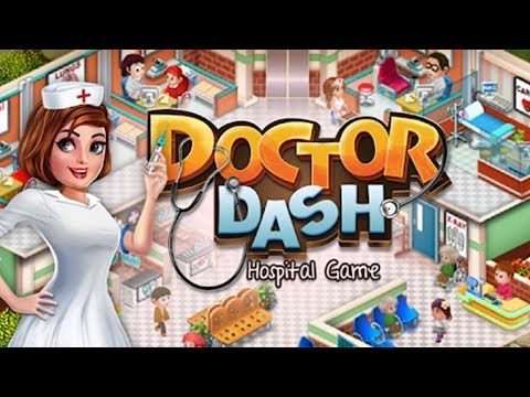 Doctor Dash : Hospital Game - Gameplay Simulation Android Games