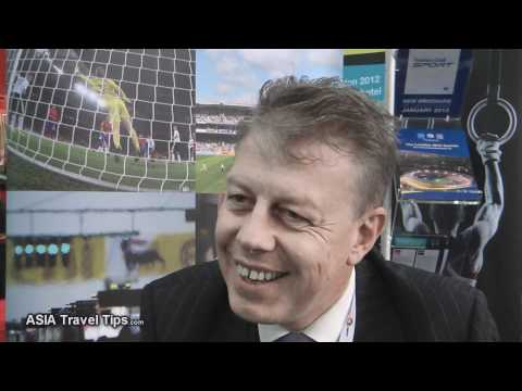 Thomas Cook Sport Interview - HD
