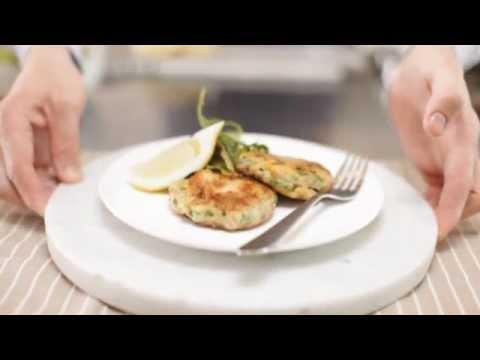 M&S Food: How To Make Kipper Fish Cakes