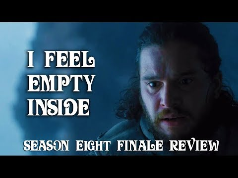 Game of Thrones Season 8 EP6 (The Iron Throne) Review, Critiques, Analysis