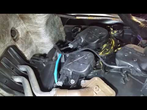 AC cold one side and hot on the other side FIX 2002 Grand Caravan