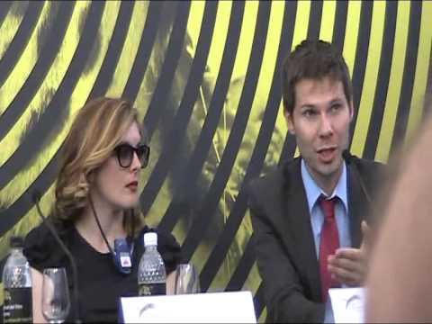 Locarno 66  conferenza stampa Les Grandes Ondes à l'Ouest part 2