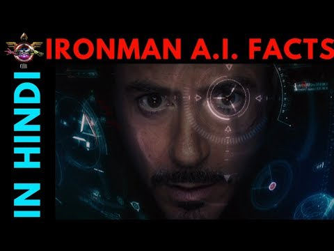 Ironman Artificial Intelligence Fact || Explained in HINDI ||