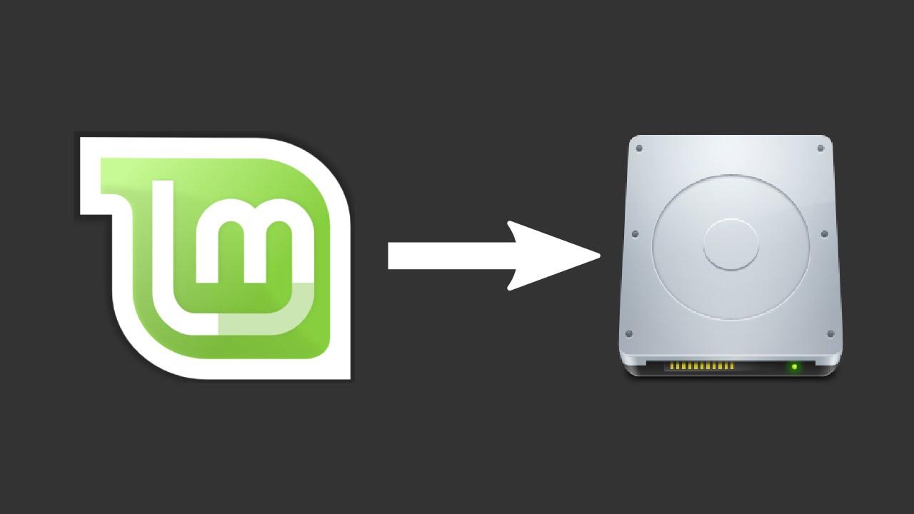 Linux Mint - Procesul de instalare - YouTube