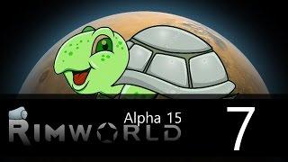 Rimworld - Alpha 15 - Lone Survivor Challenge - Episode 7 - Lost Medicine