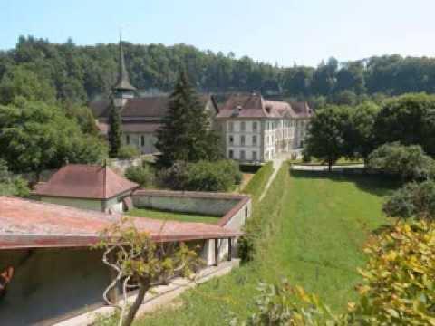 Abbaye d'Hauterive Fribourg