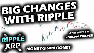 GIGANTIC RIPPLE XRP NEWS About ODL and MoneyGram! What it means for the Ripple XRP Price Chart!