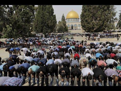 Israel and Jordan strike deal on Jerusalem holy site