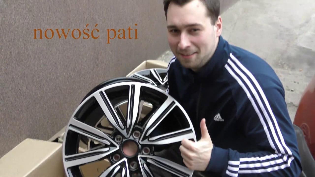 Kia Optima Sw Jf 20182019 Felgi Aluminiowe R17 Alloy Wheel 17 Type