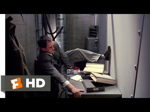 Brazil (5/10) Movie CLIP - The Moving Desk (1985) HD