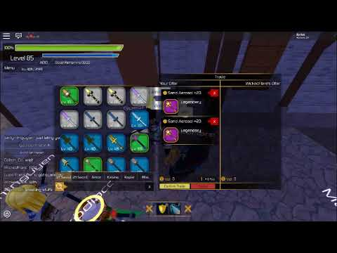 Roblox | WickedFlare Scammed my max orenmir max requiem and 2 max aerosols