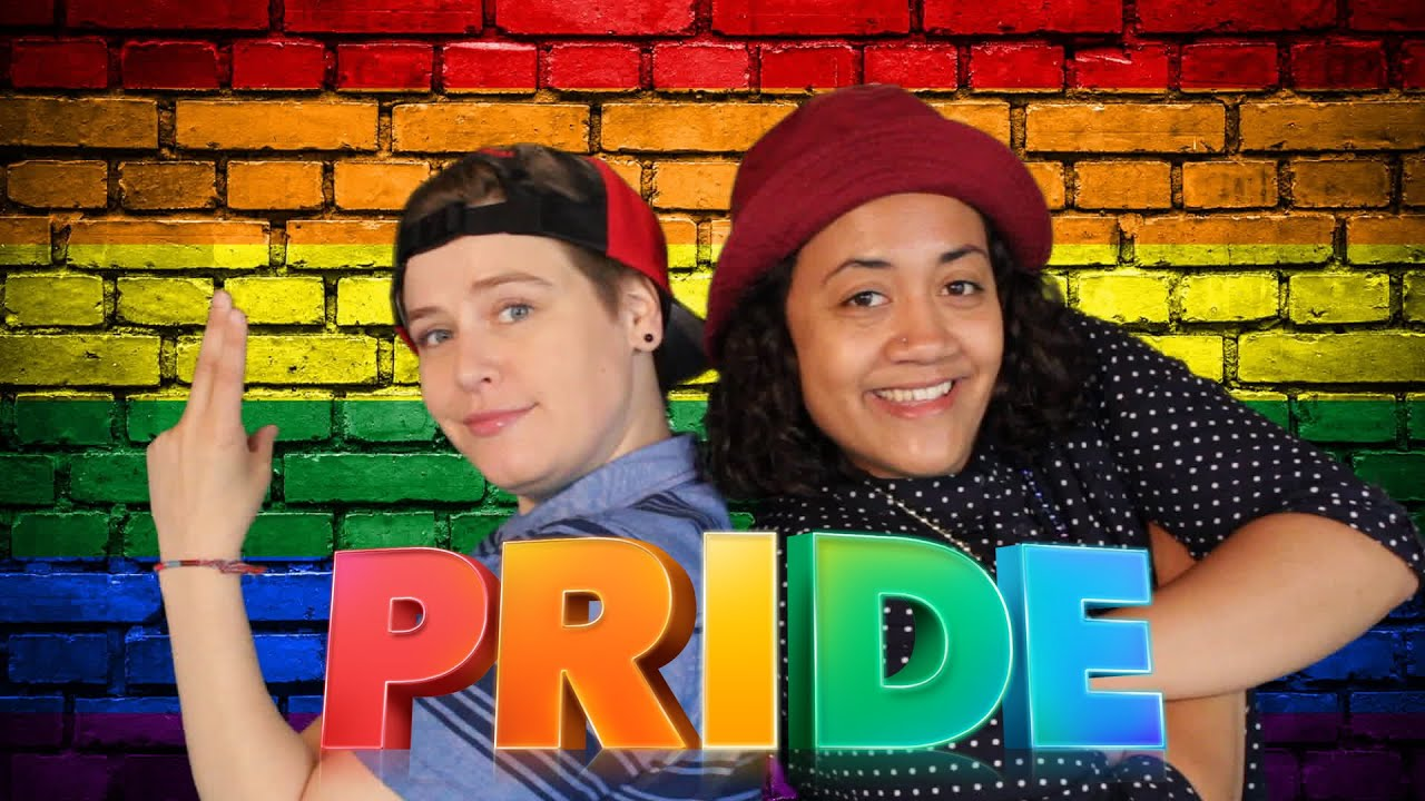 34f5f24c4 Baby's First Pride - YouTube