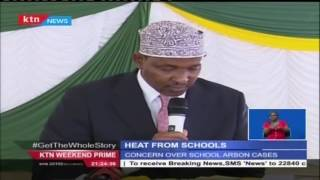Concern from stakeholders over school arson cases