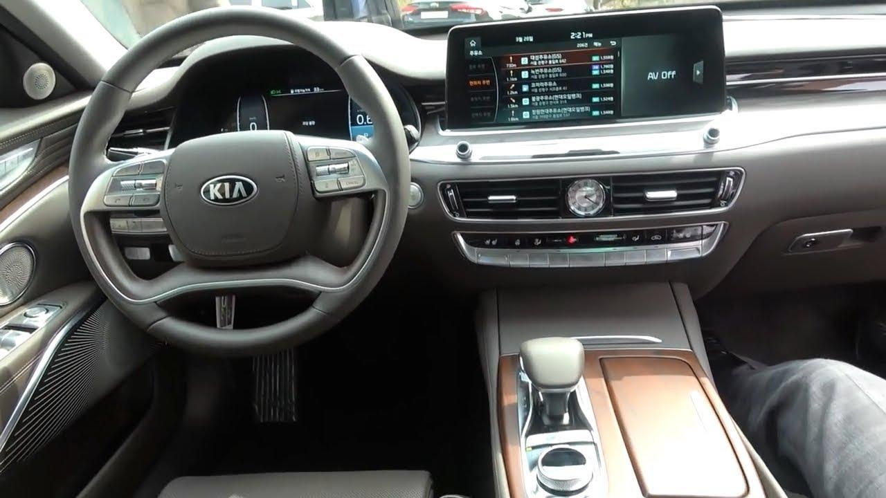 All New 2019 Kia K900 Preview: 2019 Kia K900