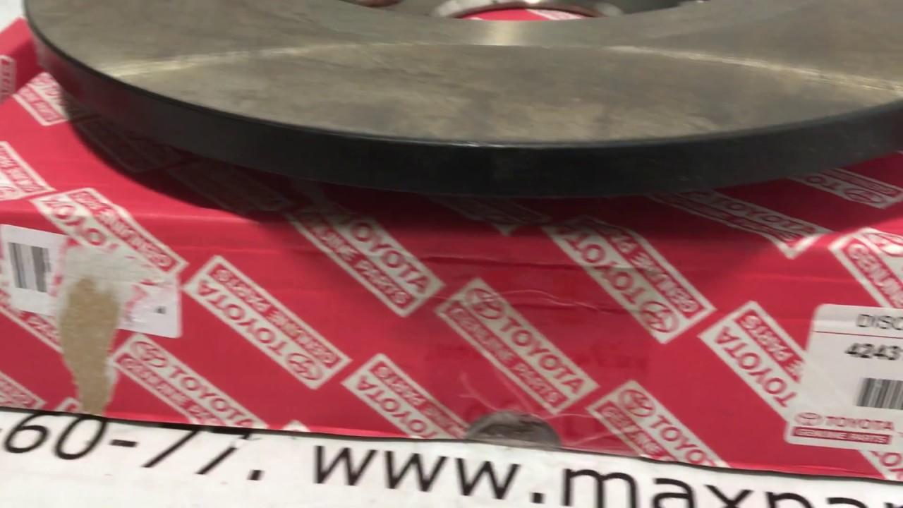 Toyota Avensis Tuning - YouTube