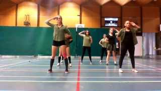 Army Dance Video That Power Will I Am Ft Justin Bieber