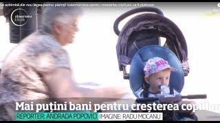 Se schimbă din nou legea pentru părinţi! Indemnizaţia pentru creşterea copilului va fi plafonata