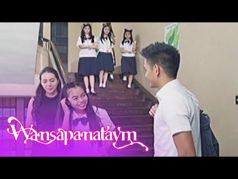 Wansapanataym: Annika proudly invites Lester to Lottie